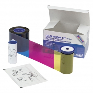 Datacard Full Colour Ribbon - YMCKT - 250 Prints (DC-534000-002) Image 1