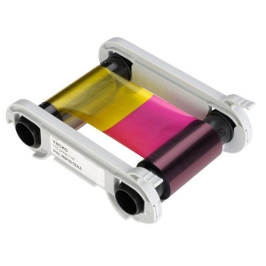 Evolis Full Colour Ribbon - YMCKO- 300 Prints (EV-R5F008AAA) Image 1