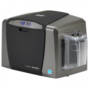 DTC1250e ID Card Printer Image 1