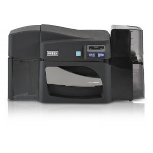 Fargo DTC4500e ID Card Printer Image 1