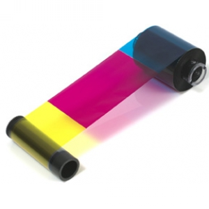 Magicard Full Colour Ribbon - YMCKO - 350 Prints (M9005-751) Image 1