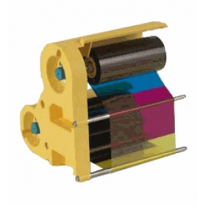 Magicard Full Colour Ribbon - YMCK - 1000 Prints (Prima111R) Image 1