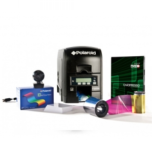 Polaroid/Valid P3500S ID Card System (Single-Sided) Image 1