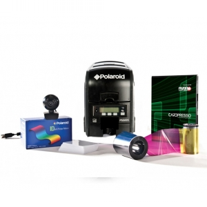Polaroid/Valid P5500S ID Card System (Dual-Sided) Image 1