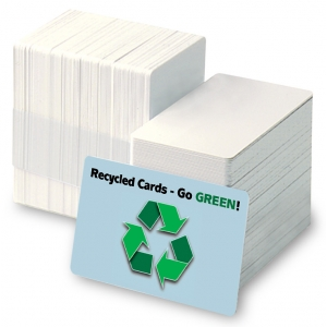 Recycled CR80 30mil Cards (Box of 500) Image 1