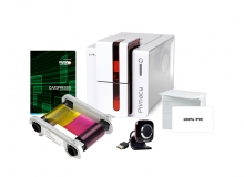 Evolis Primacy ID Card System (Dual-Sided)