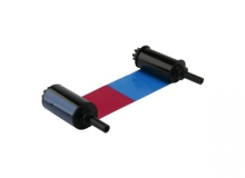 Nisca Full Colour Ribbon - YMCKO - 250 Prints (NGYMCKO3-3BP)