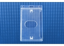 Vertical Economy Crystal Clear Card Dispenser (pack of 100)