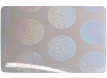 Shield and Key Pattern Overlay (Pack of 100)
