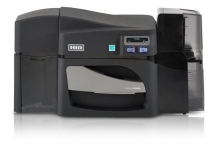 Fargo DTC4500e ID Card Printer (Dual Sided)