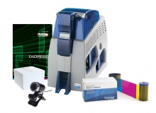 Datacard SP75 Plus ID Card System (Dual-Sided)