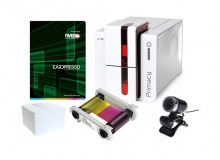 Evolis Primacy ID Card System (Single-Sided)