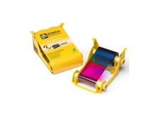 Zebra Full Colour Ribbon - YMCKOK - 230 Cards (ZEB-800033-348)