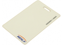 Indala FPCRD FlexCard Clamshell Proximity Card (pack of 100)