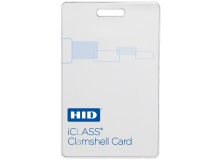 HID 2080 iClass 2K/2 Clamshell Proximity Card (pack of 100)