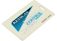 Keyscan CS125-36 Clamshell Proximity Card (pack of 100)