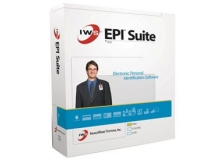 EPI Suite 6.X ID Card Design Software FULL Pro LAN Station