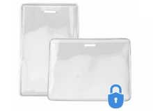 Secure ASP Vinyl Prox Card Holders (Pack of 100)