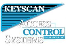 KeyScan HID Proxcard II Clamshell Cards HID-C1325, 26 BIT (Pack of 100)