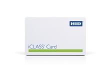 HID iClass Card, Format H10302 with Mag Stripe (Pack of 100)