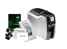 Zebra ZC300 Single Sided Card System