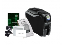 Zebra ZC350 Single Sided Card System