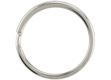 Non-Heat Treated Round Edge Split Ring (pack of 500)