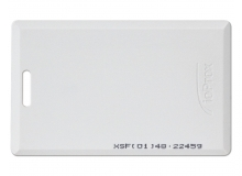 HIDC1326KSF - Kantech Factory Programmed Clamshell Proximity Card (Pack of 50)