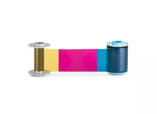 Fargo 84911 YMCK Color Ribbon - 750 prints