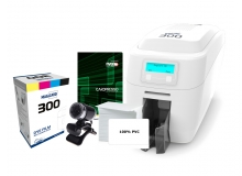 Magicard 300 Duo Dual Sided ID Card System