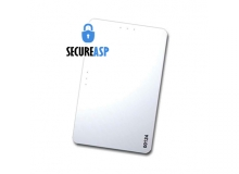 Secure HID Compatible ISOProx II 37-Bit Proximity ID Card (Pack of 100)