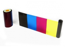 Swiftpro YMCK Full Colour Ribbon - 1000 Prints