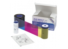 Datacard Full Colour Ribbon - YMCKFKT - 300 Prints (DC-534000-011)