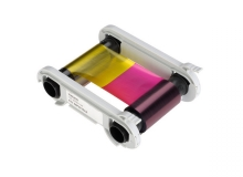 Evolis Full Colour Ribbon - YMCKOK - 200 Cards (EV-R6F003AAA)