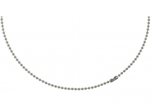 Hypoallergenic Nickel-Free Neck Chain (Pack of 100)