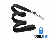 Secure ASP 3/4in Flat Lanyard with Swivel Hook (Pack of 50)