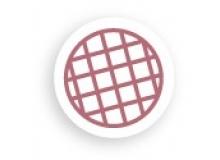 TEMPbadge 06083 - Expiring TIMEspot One-Week/One-Month Backpart Indicator (qty. 1000)