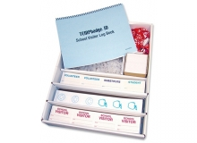 TEMPbadge 09050 - Complete Manual School Solution Pack