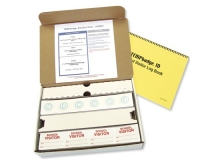 TEMPbadge 09051 - Manual School Solution Pack