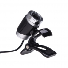 USB Web Camera with Microphone - 360° Movement - 640x480 Image 3