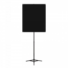 Portable Photo Backdrop Stand with Backdrop Image 2