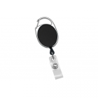 Secure ASP Carabiner ID Badge Reel (Pack of 50) Image 3
