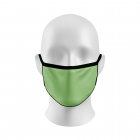 Non-Printed Face Mask - 1 Layer, Made in Canada Image 4
