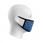 Non-Printed Face Mask - 1 Layer, Made in Canada Image 5