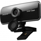 Creative Labs Sync Cam Live!  - Tripod Mountable 1080p Wide angle Webcam with Dual Microphones Image 2