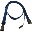 3/8in Recycled P.E.T. Lanyard (Pack of 100) Image 2