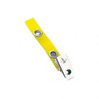 Secure ASP 2-Hole Colour Vinyl Strap Clip (Pack of 100) Image 7
